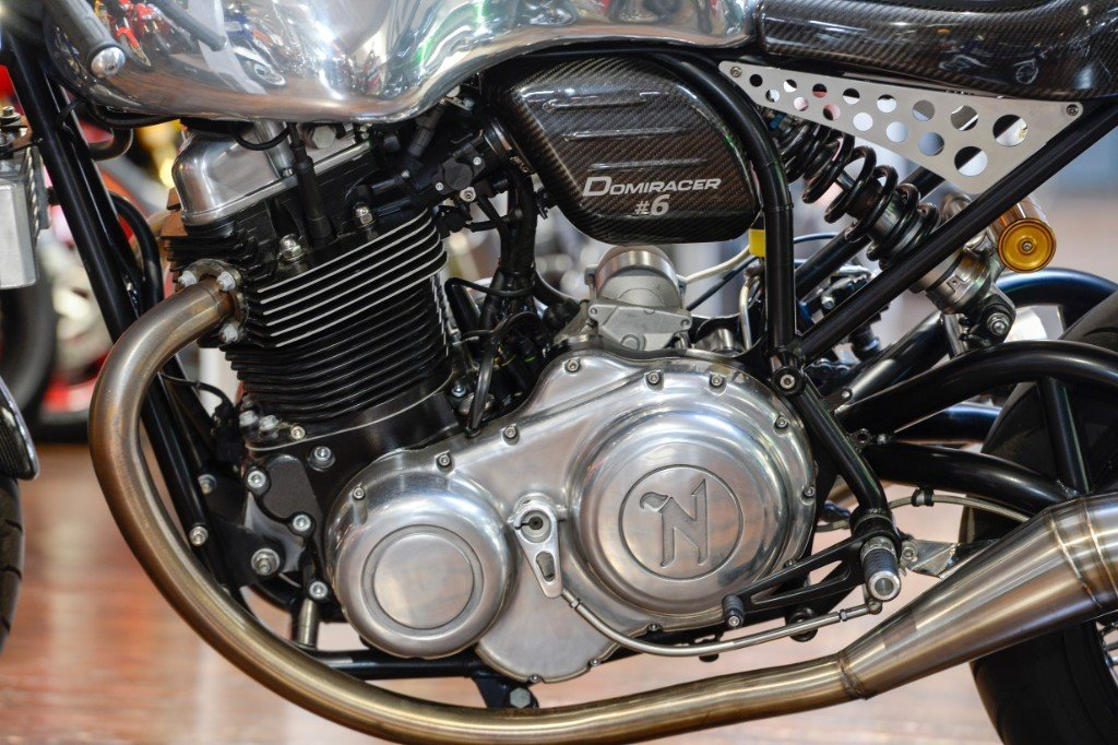 2014 Norton Domiracer Number 6/50 worldwide, immaculate example For Sale (picture 6 of 6)
