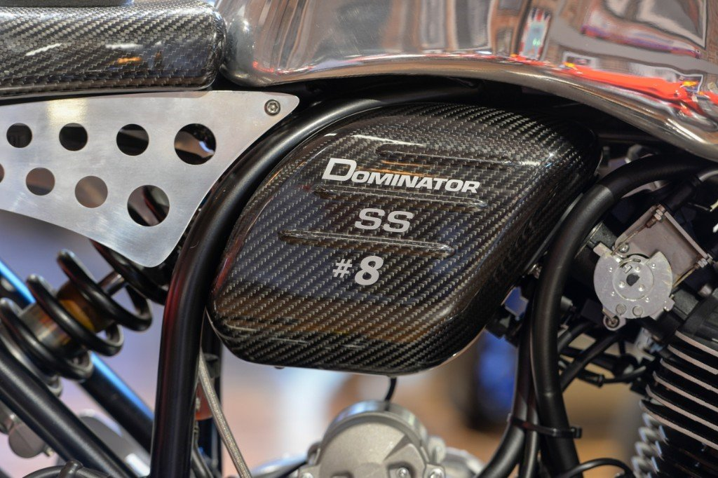 2016 Norton Dominator SS No #08 of 200 immaculate example For Sale (picture 3 of 6)