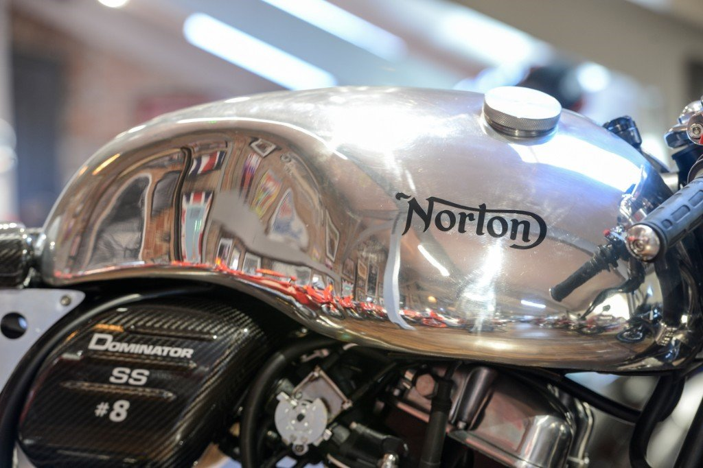 2016 Norton Dominator SS No #08 of 200 immaculate example For Sale (picture 4 of 6)