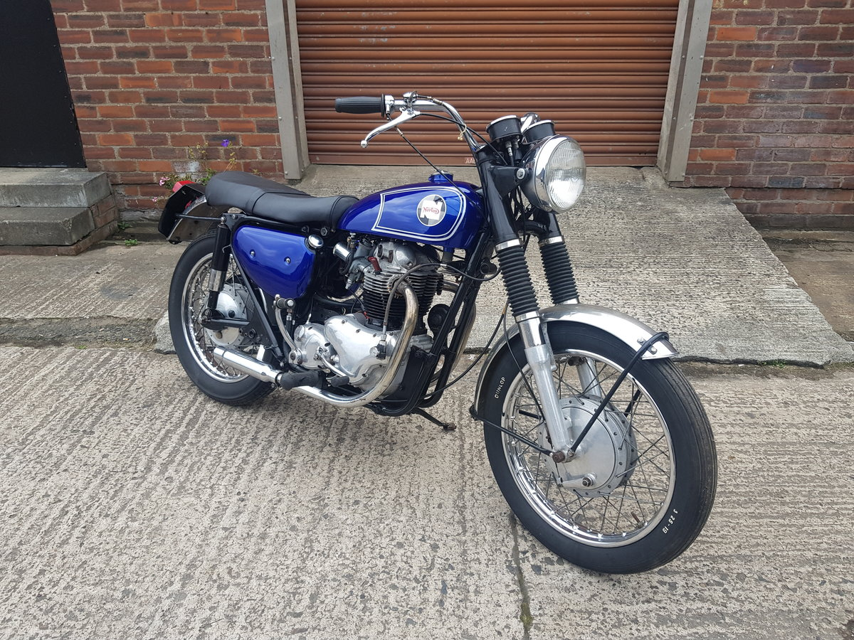 1967 Norton 750 For Sale (picture 1 of 6)