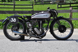 Norton M30 Manx Grand Prix