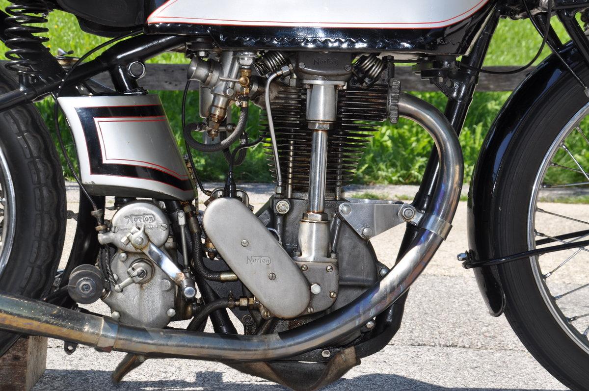1938 Norton M30 Manx Grand Prix SOLD (picture 4 of 4)