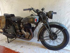 Norton wd16h 1944