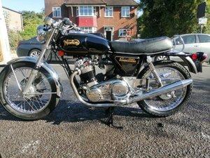 1972 Norton Commando 750 Low miles 8190