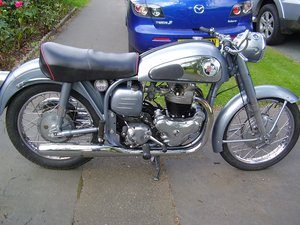 1957 Norton Dominator 99, Good condition