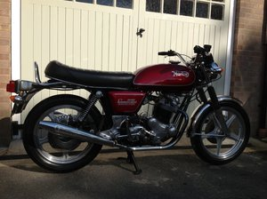 Norton Commando 850 mk 3 Interstate