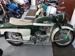 Picture of 1959 Norton Dominator 99 Deluxe