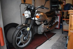 Picture of Lot 212 - 1988 Norton Classic - 27/08/2020 SOLD by Auction
