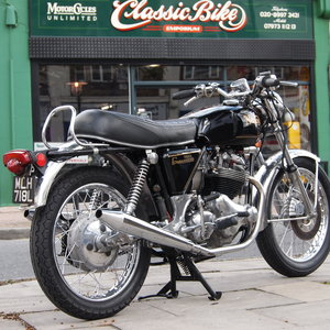 1972 Norton Commando Roadster 750 RESERVED FOR WAYNE.