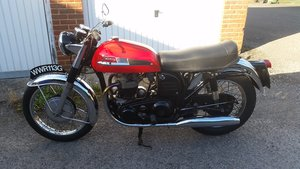 Picture of 1968 Norton Atlas 750cc Featherbed Twin