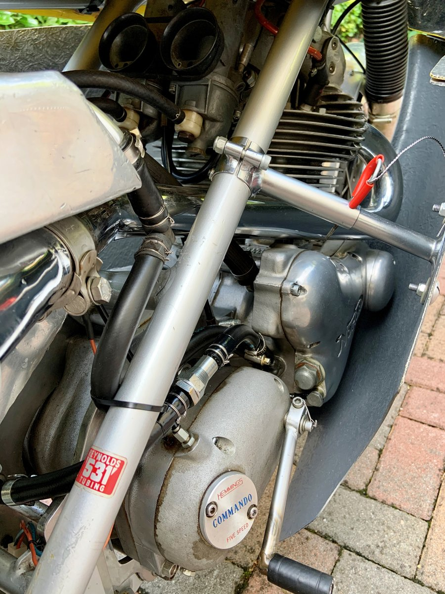 1972 Norton Seeley-Commando 750 For Sale (picture 6 of 6)
