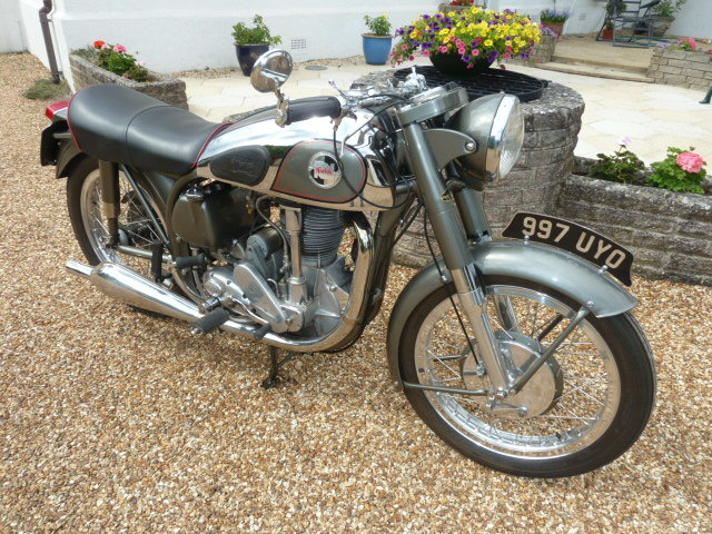1955 Norton Inter Mod.30 Immaculate For Sale (picture 2 of 6)