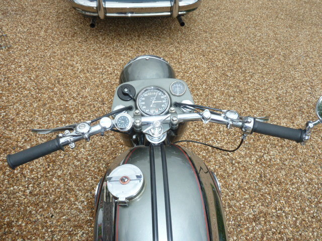 1955 Norton Inter Mod.30 Immaculate For Sale (picture 3 of 6)