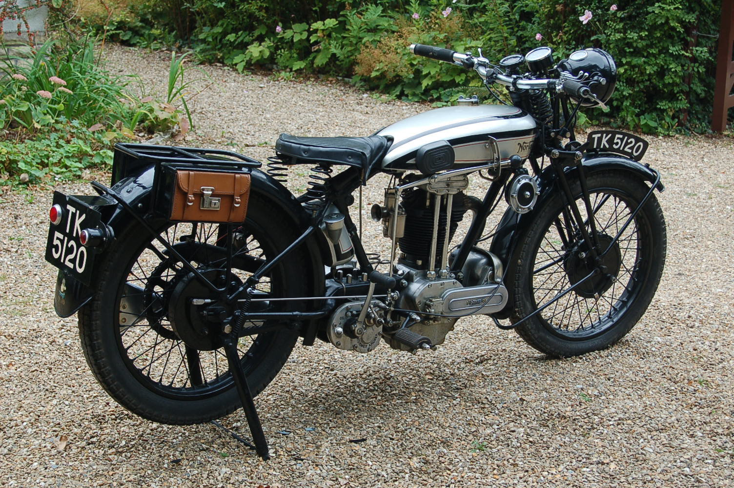 1930 Norton Model 18 For Sale (picture 2 of 6)