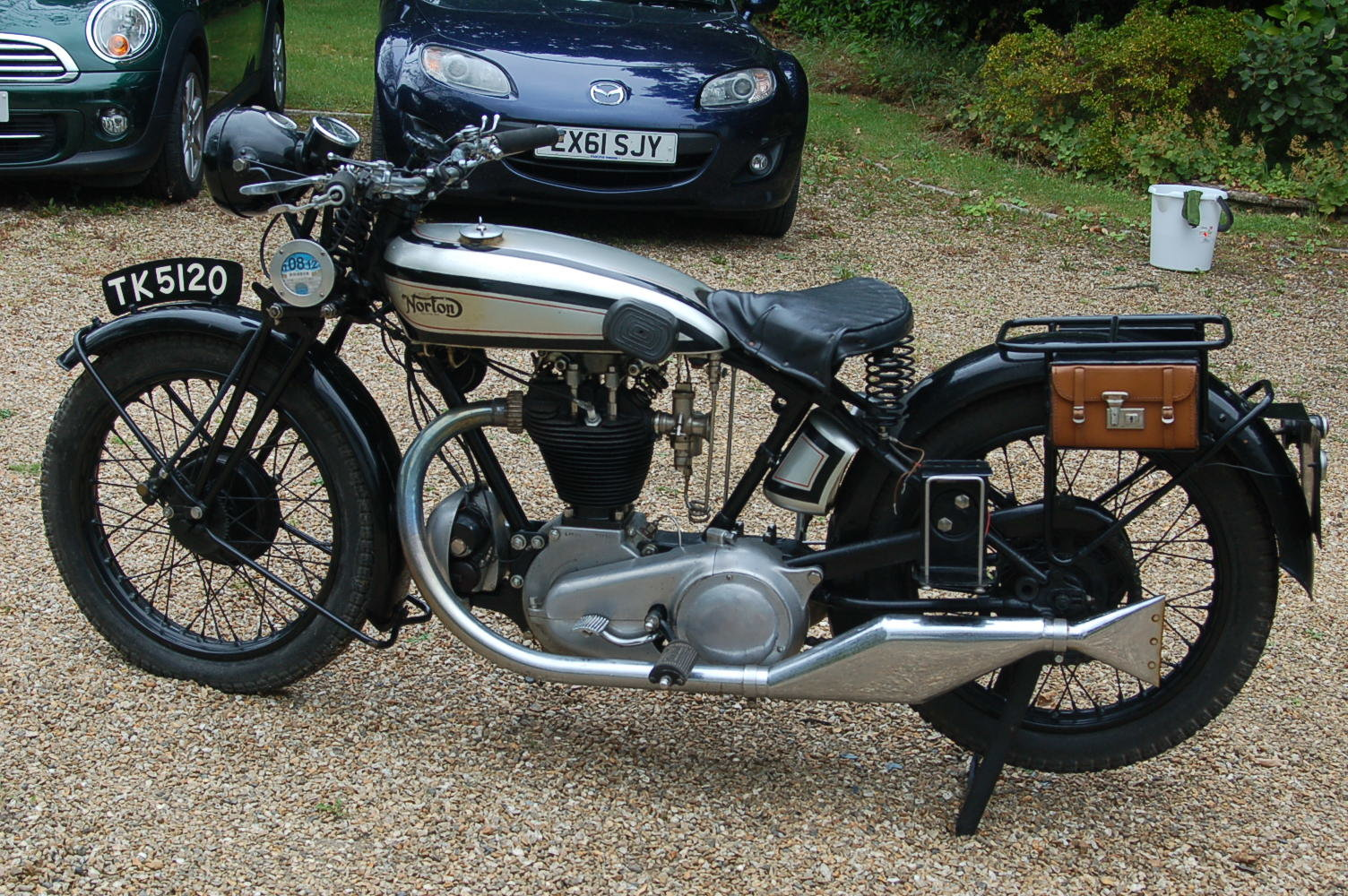 1930 Norton Model 18 For Sale (picture 4 of 6)