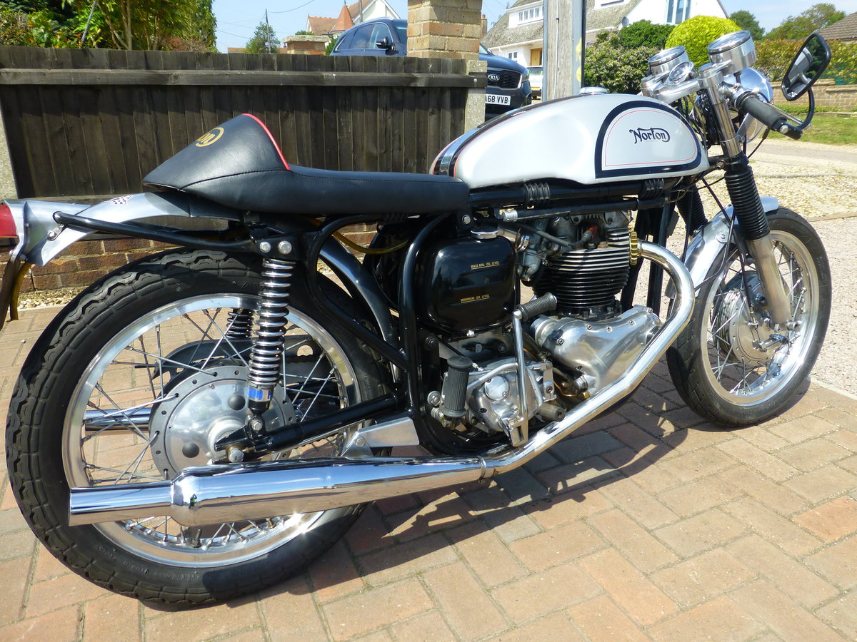 1963 Cafe Racer For Sale (picture 1 of 5)