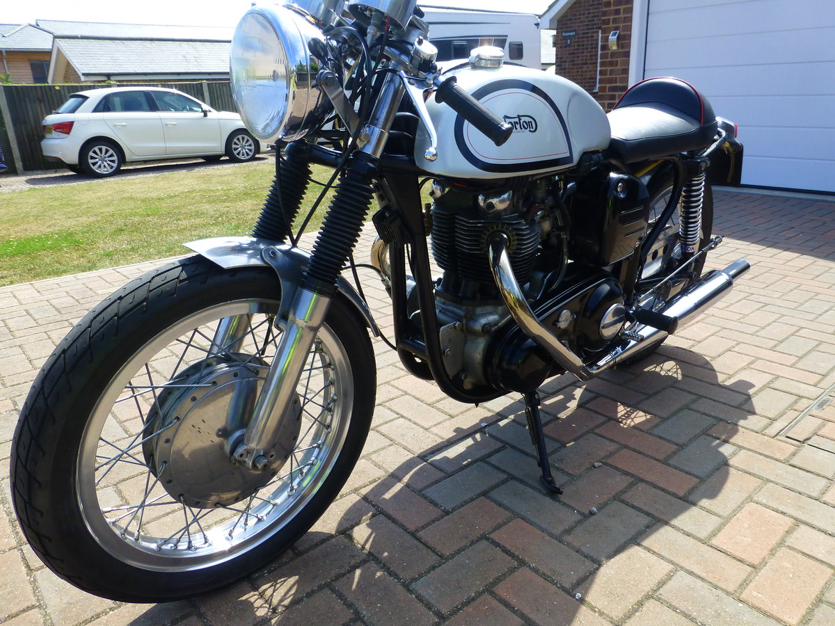 1963 Cafe Racer For Sale (picture 3 of 5)