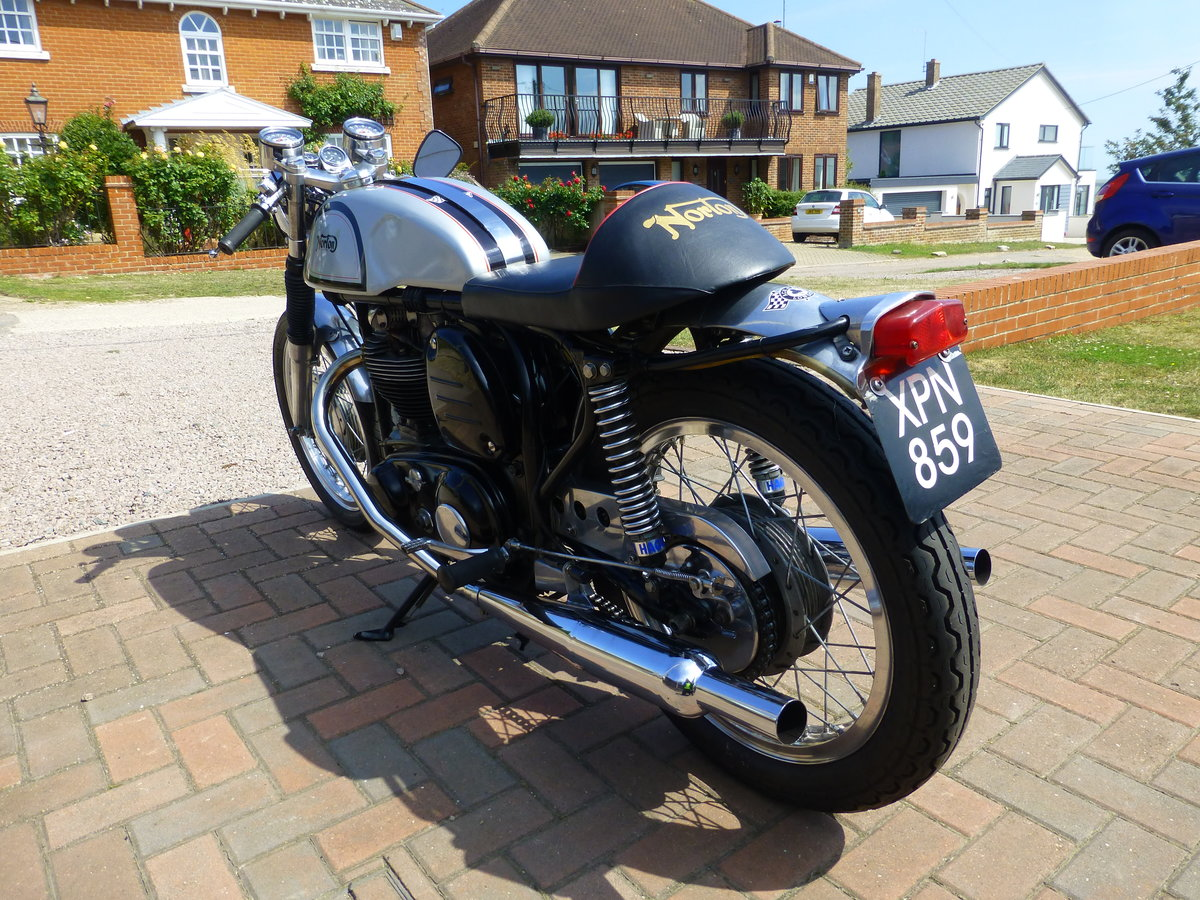 1963 Cafe Racer For Sale (picture 4 of 5)