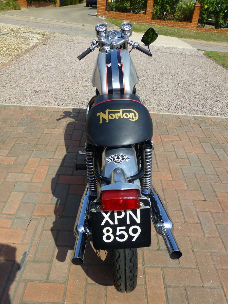 1963 Cafe Racer For Sale (picture 5 of 5)