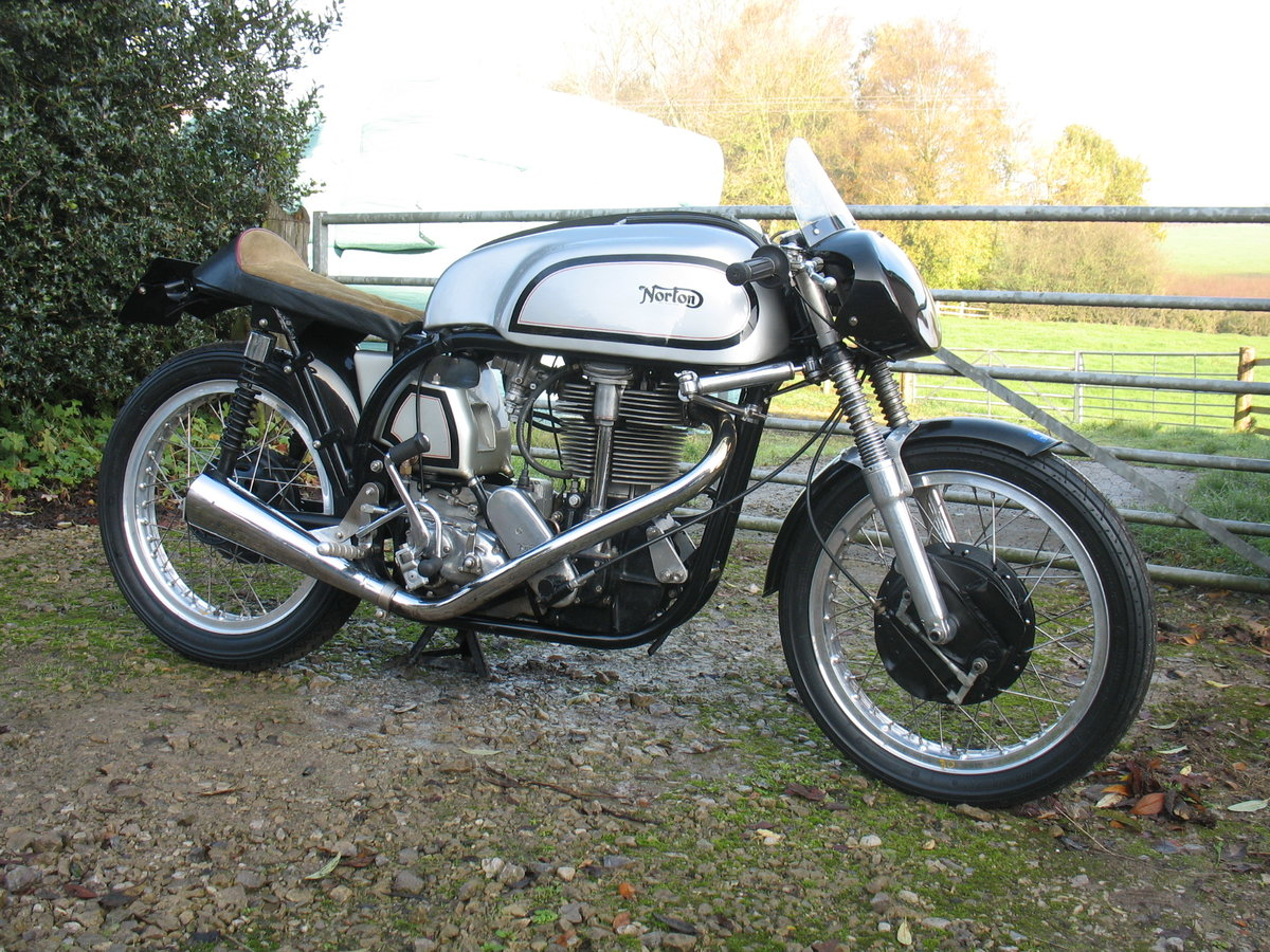 1953 Beart Norton. For Sale (picture 1 of 2)