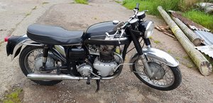 1966 Norton 650SS matching numbers - price reduced