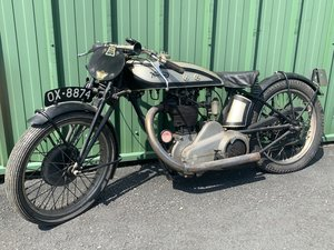 1928 Norton CS1 / 18 Motorcycle OX8874