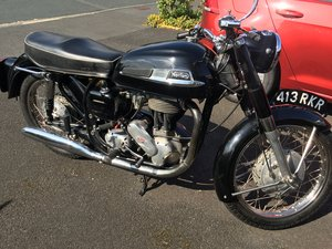 Norton Slimline Featherbed ES2
