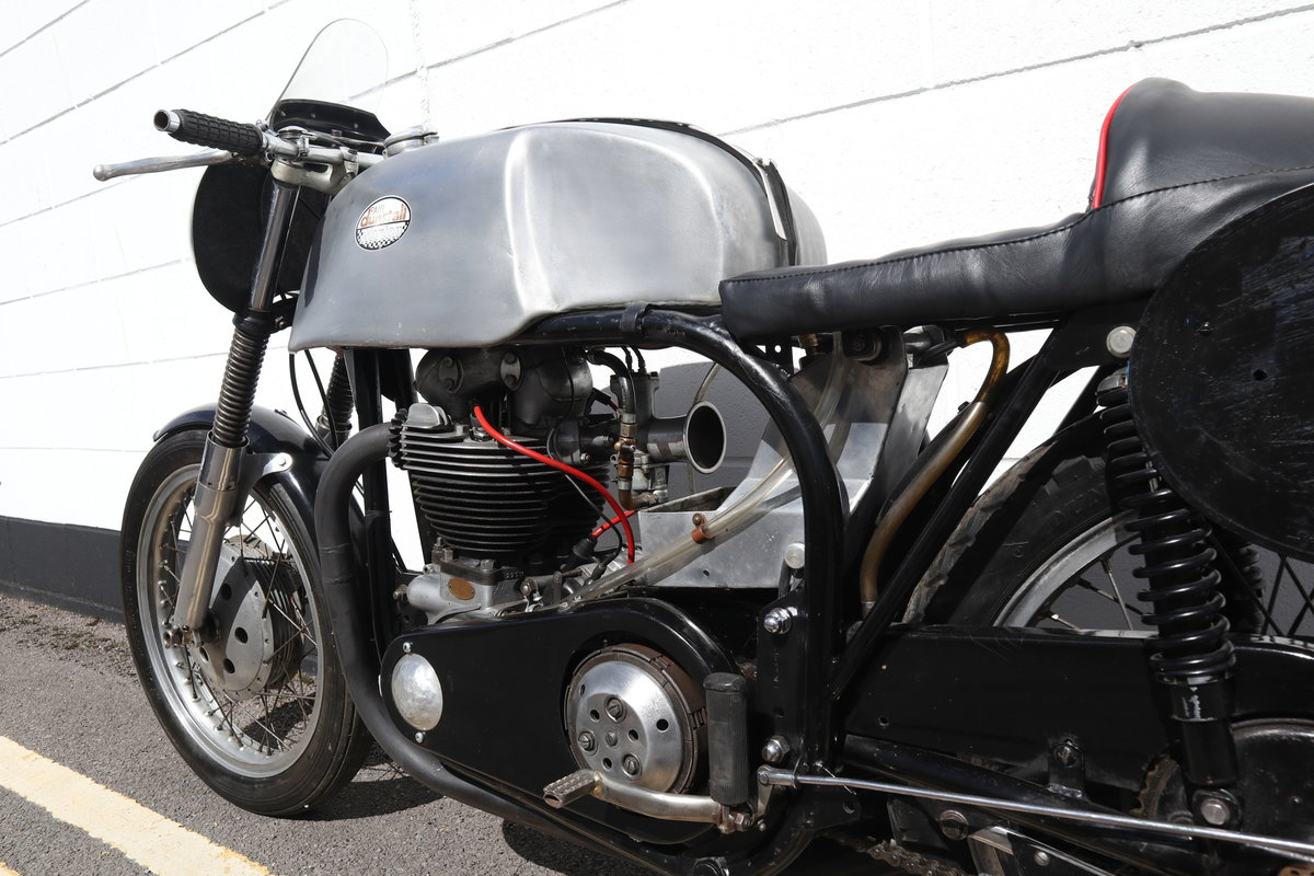 1958 Norton Dominator 99 650 Classic Racer For Sale (picture 6 of 6)