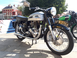 Norton ES2 Slimline 1963