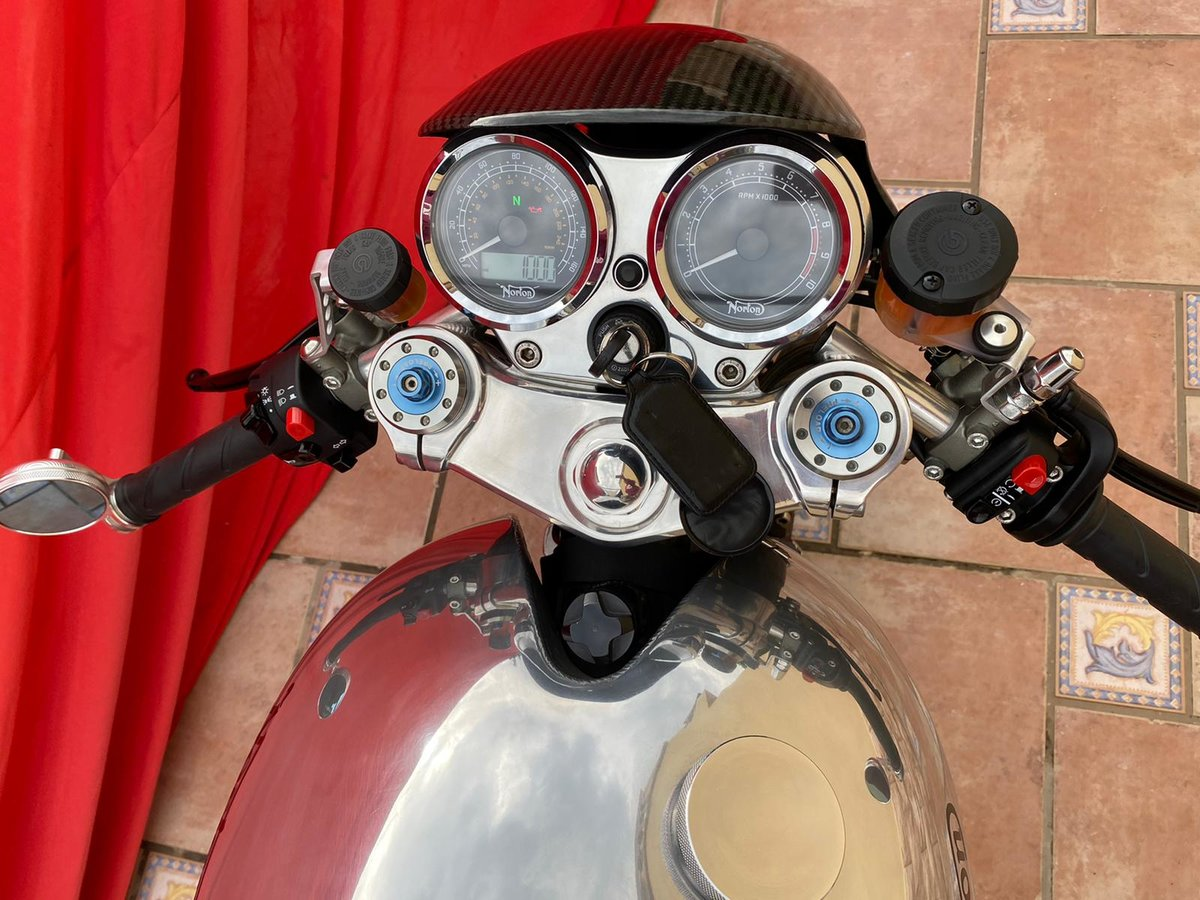 2015 Norton Dominator ss #14 For Sale (picture 3 of 6)