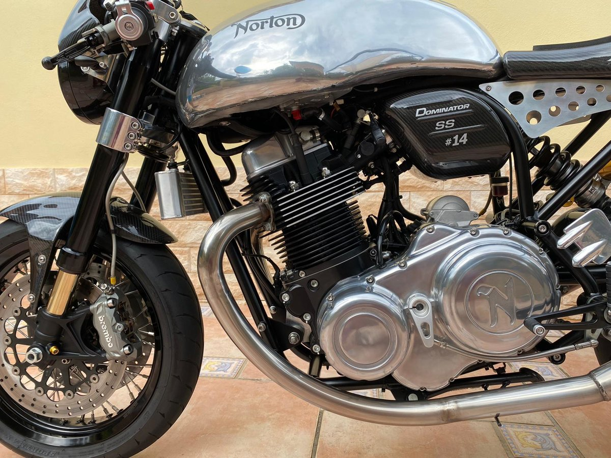 2015 Norton Dominator ss #14 For Sale (picture 5 of 6)