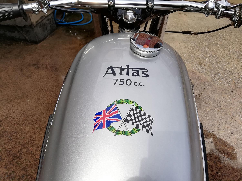 1968 Norton Atlas 750 For Sale (picture 4 of 6)