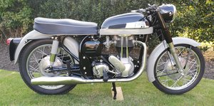 NORTON MODEL 50 - 350cc   Slimline