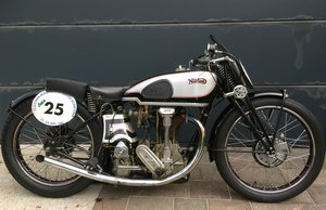 Norton International CJ 350 OHC 1934