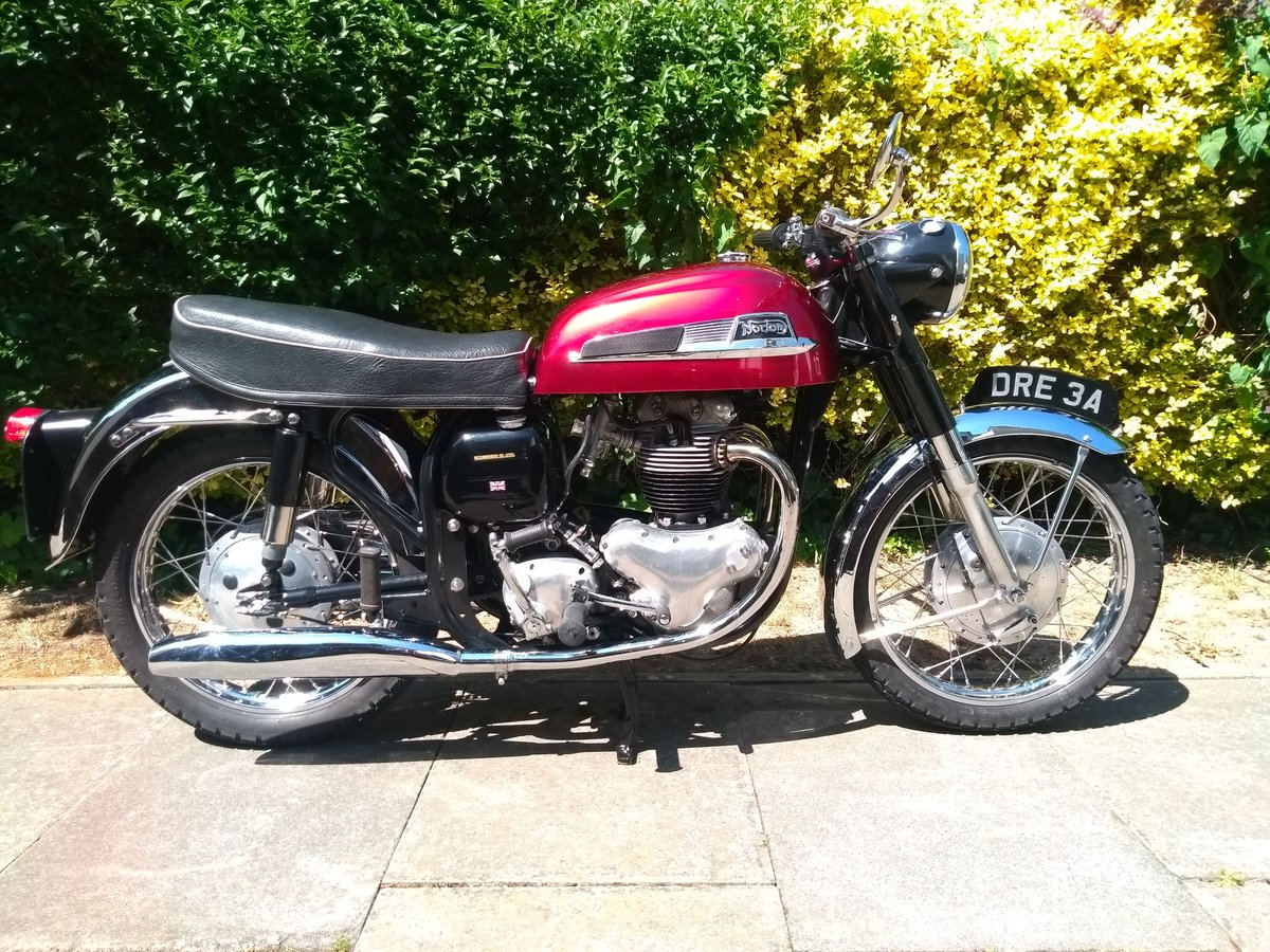 1963 Norton 650SS SOLD (picture 1 of 6)