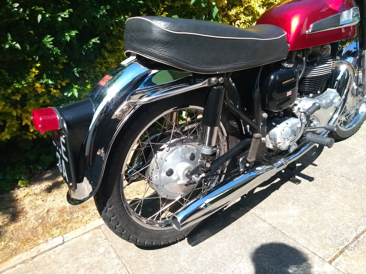 1963 Norton 650SS SOLD (picture 3 of 6)