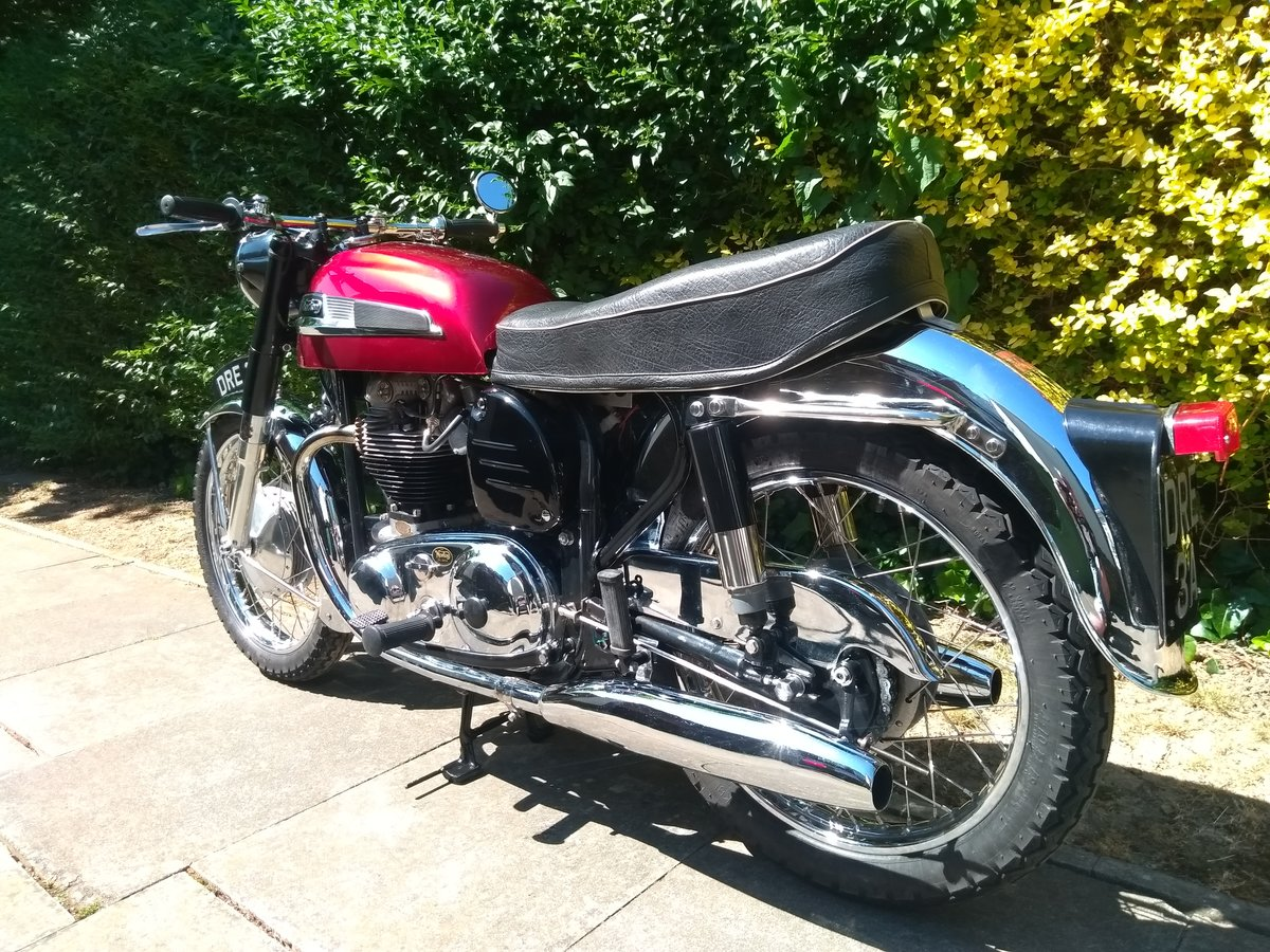 1963 Norton 650SS SOLD (picture 5 of 6)