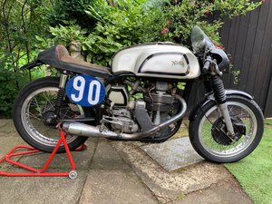 Picture of Lot 147 - A 1956 Manx Norton 350 - 28/10/2020