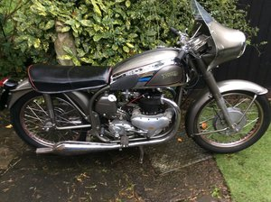 Picture of Lot 148 - A 1954 Norton Dominator 88 - 28/10/2020