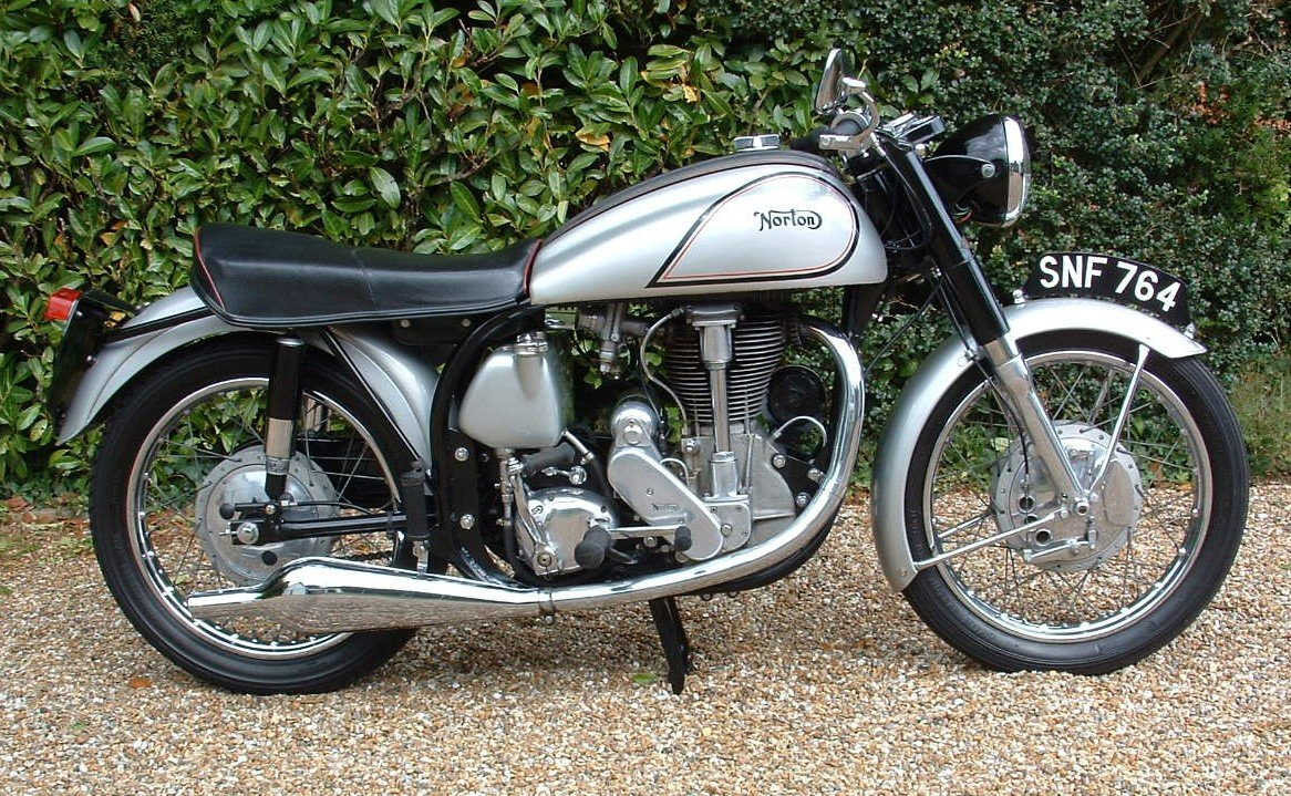 1956 Norton Featherbed International 500cc For Sale (picture 1 of 5)