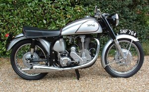 Norton Featherbed International 500cc