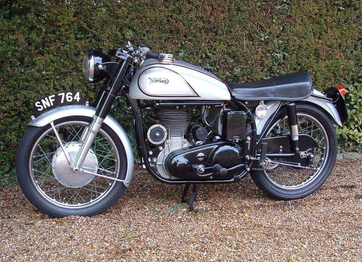 1956 Norton Featherbed International 500cc For Sale (picture 2 of 5)