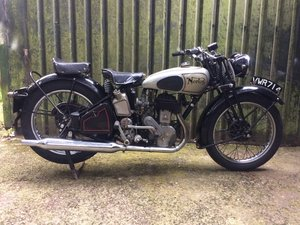 Picture of Lot 146 - A pre 1943 Norton 16H - 28/10/2020