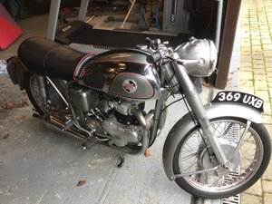 Picture of 1955 Norton Dominator 99