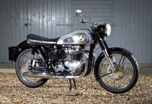 Stunning Norton Dominator 99 600cc