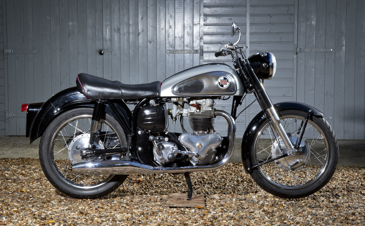 1958 Stunning Norton Dominator 99 600cc SOLD (picture 3 of 6)