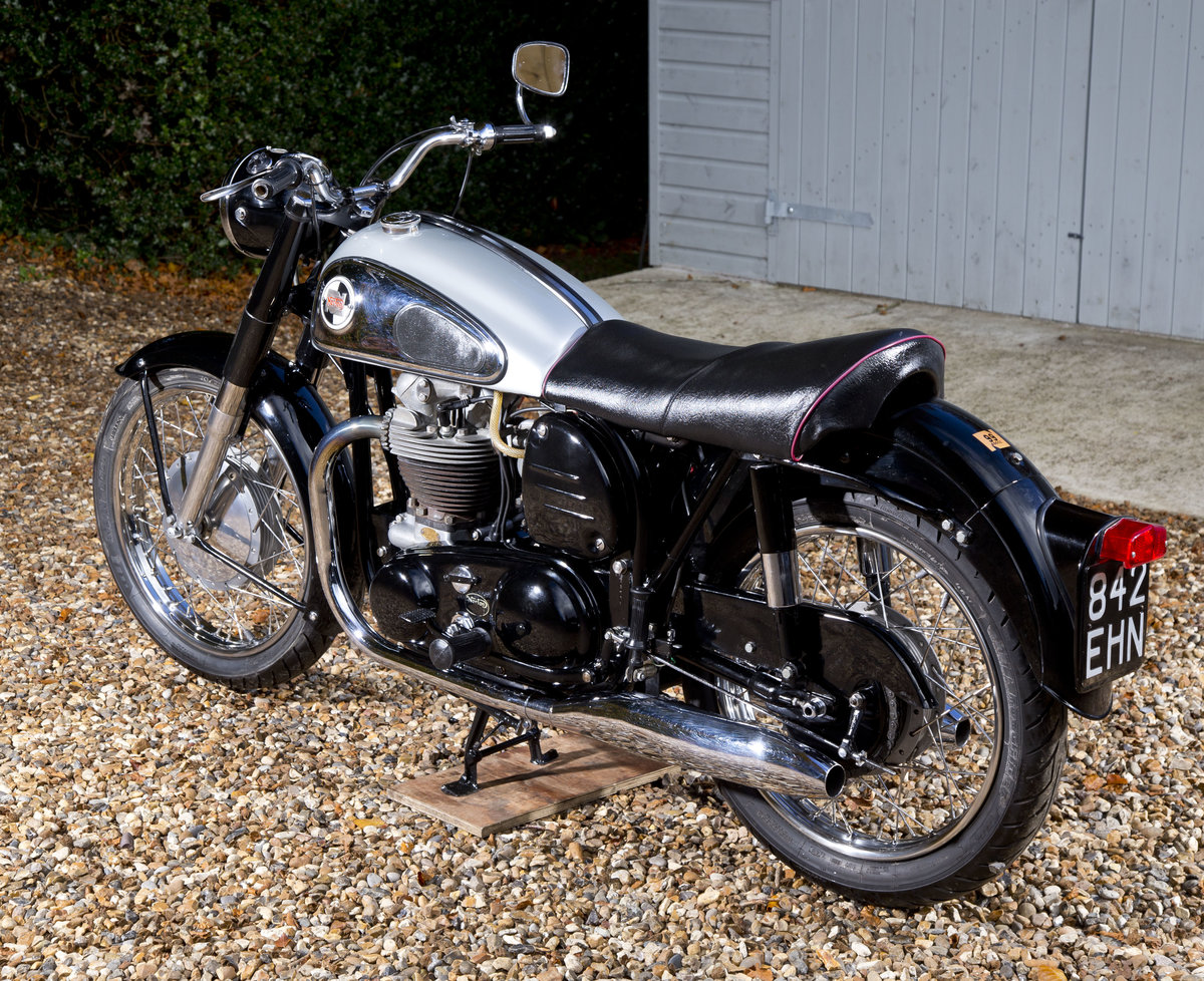 1958 Stunning Norton Dominator 99 600cc SOLD (picture 6 of 6)