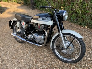 1960 Norton Dominator 88 For sale at EAMA Auction 14/11