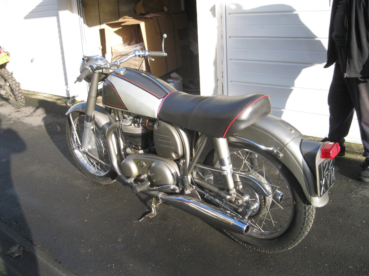 Picture of 1957 Norton Dominator 99 For Sale