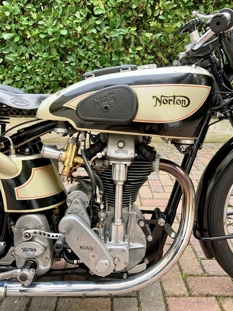 1952 Norton International Clubmann TT For Sale (picture 4 of 6)